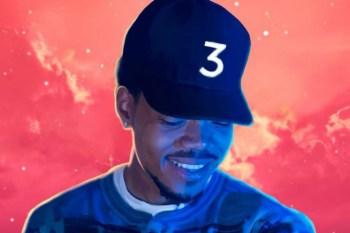 Chance The Rapper Announces the Magnificent Coloring World Tour