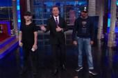 Watch Chance the Rapper & Skrillex Remix Stephen Colbert's Monologue