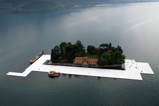 """The Floating Piers"" Will Make You Look at Nature Differently"