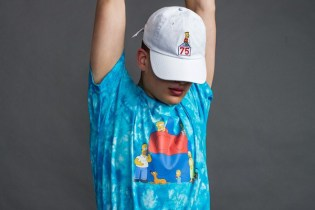 Club 75 & JOYRICH Join Forces on 'The Simpsons' Capsule Collection