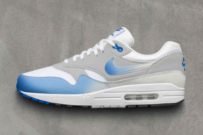 Nike Brings Color Changing Technology to the Iconic Air Max 1