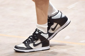 COMME des GARÇONS HOMME PLUS x Nike Dunk High Debuts in Paris