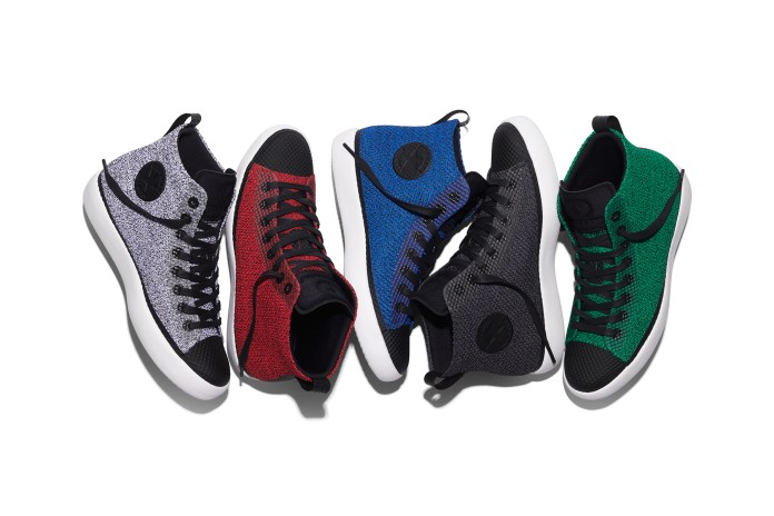 Converse Launches a Brand New All Star Modern Collection With Nike Technologies