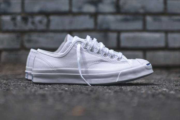 Converse Drops an Ultra-Clean Jack Purcell With Nike Zoom Air Cushioning