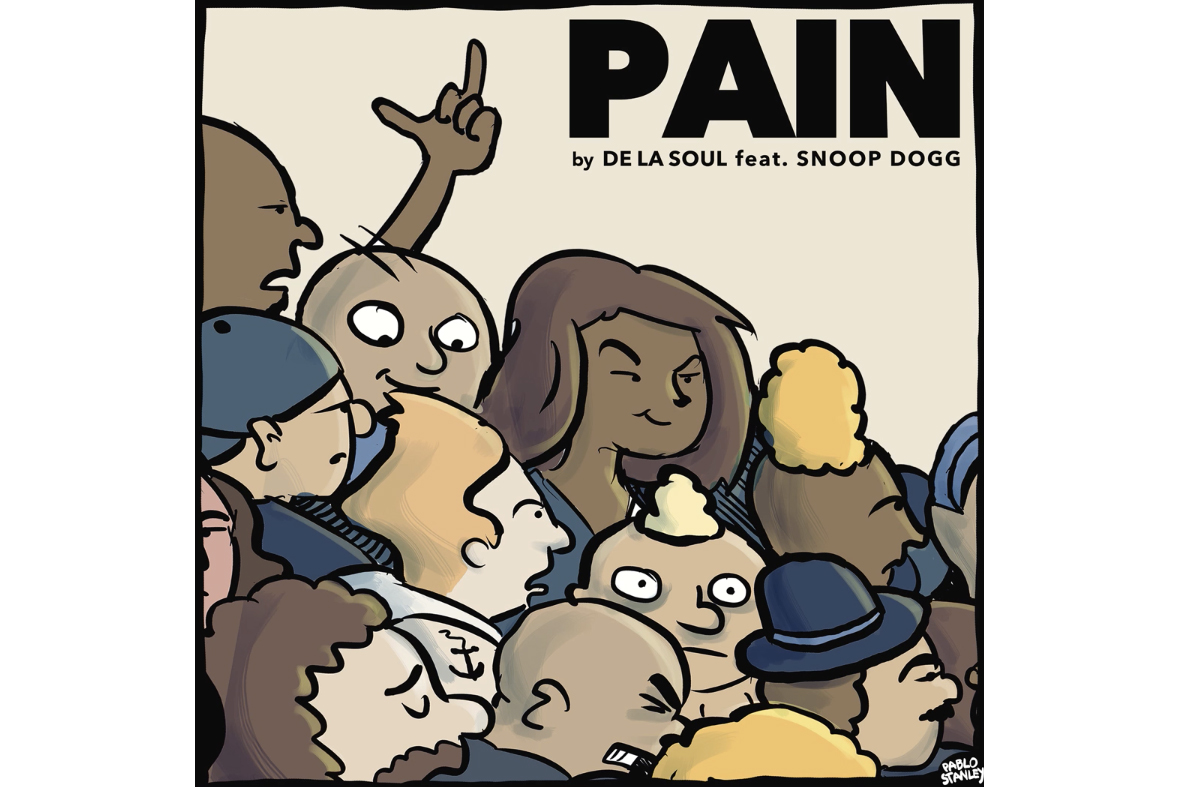 "De La Soul and Snoop Dogg Team up for ""Pain"""