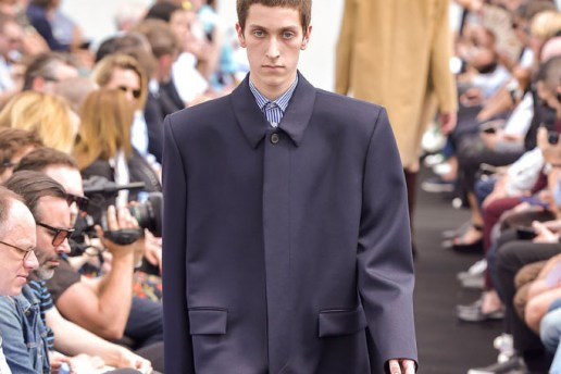 Demna Gvasalia Makes a Bold Statement at Balenciaga's First-Ever Men's Runway Show