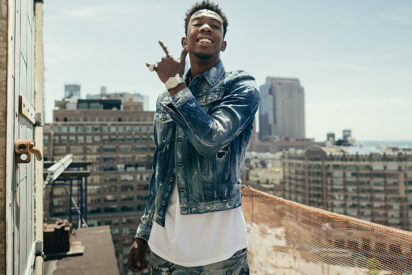 Picture of Desiigner Drops His Mixtape, 'New English'