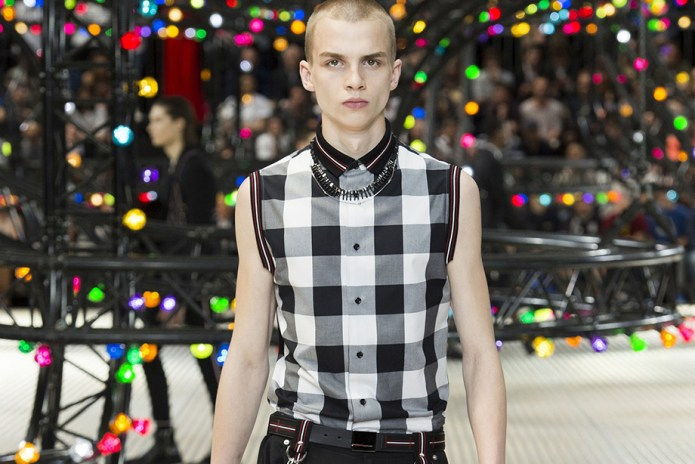 "Dior Homme 2017 Spring/Summer ""FUN FAIR"" Collection"