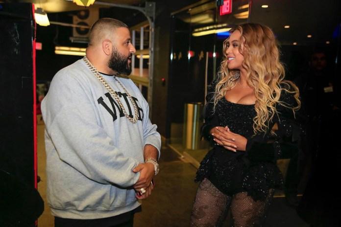 DJ Khaled Thanks Beyonce in Heartfelt Letter