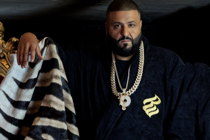 DJ Khaled Is the New Face of Rocawear