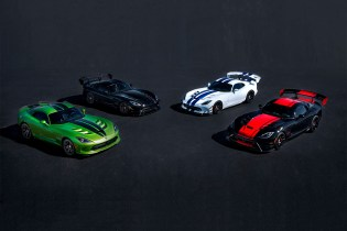 Dodge Is Bringing Viper Production to an End With a Special 25th Anniversary Collection