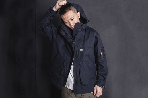 Dominate Jakarta Presents Military-Influenced Utilitarian Apparel for 2016 Fall/Winter