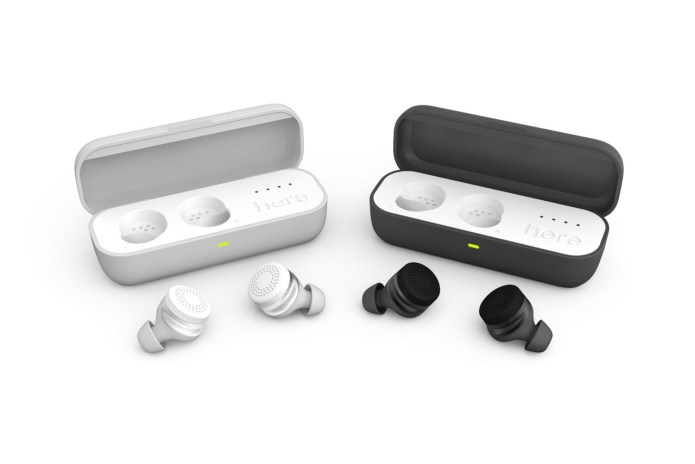 These Wireless Earbuds Bring Augmented Reality to Your Ears