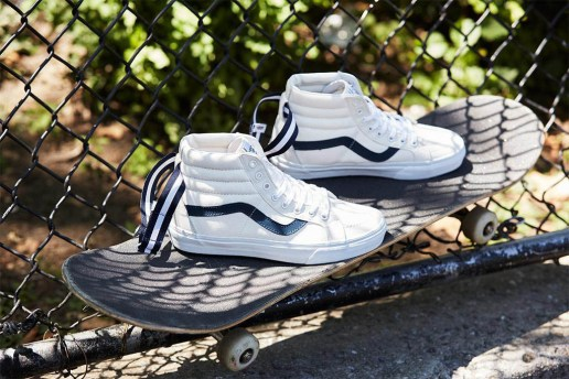 "DQM & Vans Return to the Roots of NYC Skating in New ""101's"" Collection"
