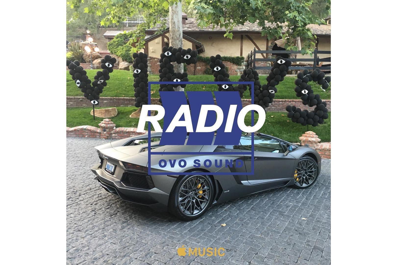 Drake to Guest DJ OVO Sound Radio's 23rd Episode