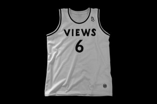 Drake's 'VIEWS' Now Has a Basketball Jersey Thanks to PVTSO