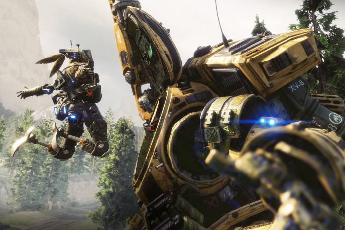 EA Unveils 'Titanfall 2' Campaign and Multiplayer Gameplay Trailers