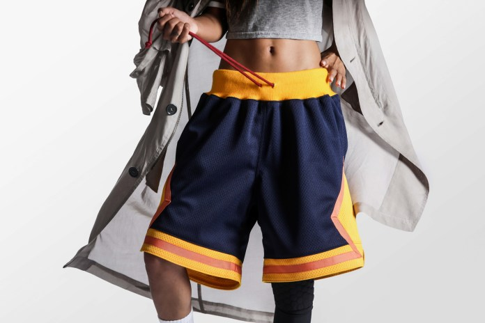 Eric Emanuel Creates a Luxe Version of the Cavaliers' On-Court Shorts