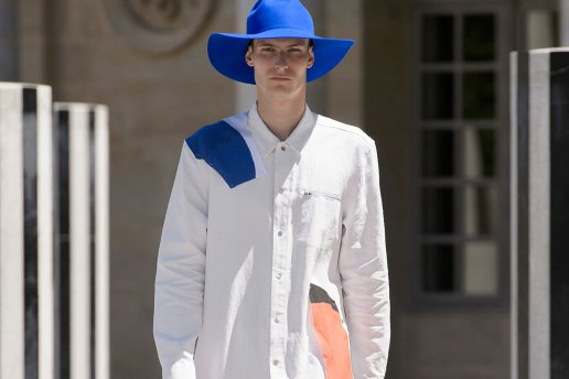 Études Studio Touts Sports-Luxe Motif for 2017 Spring/Summer Show in Paris