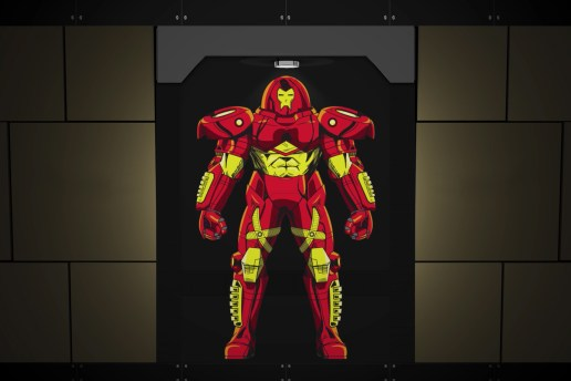 Marvel Releases Part 2 of 'All Versions of Iron Man' Miniseries