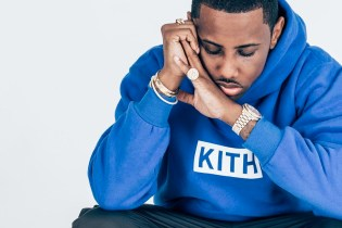 Ronnie Fieg Teases Fabolous Modeling Upcoming KITH x colette Collaborations