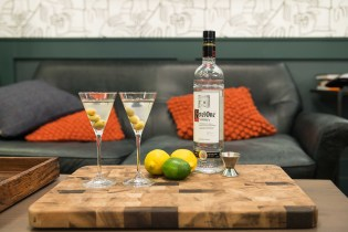 Shakeup Your Father's Day With the Perfect Martini for Dad