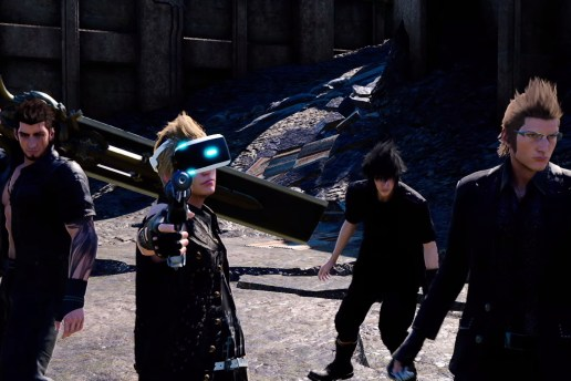 'Final Fantasy XV' Debuts First-Person VR Mode in New E3 Trailer