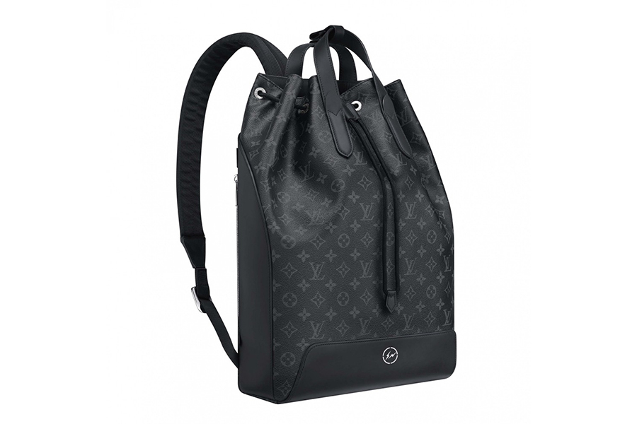 Here's the Full fragment design x Louis Vuitton Collection