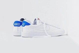 Take a Look at the Latest fragment design x Nike Zoom Tennis Classic AC