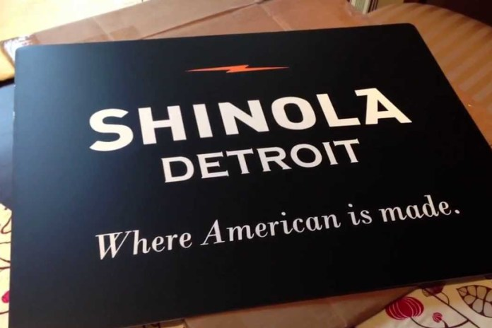 "FTC Tells Shinola to Stop Using Its ""Where American Is Made"" Slogan"