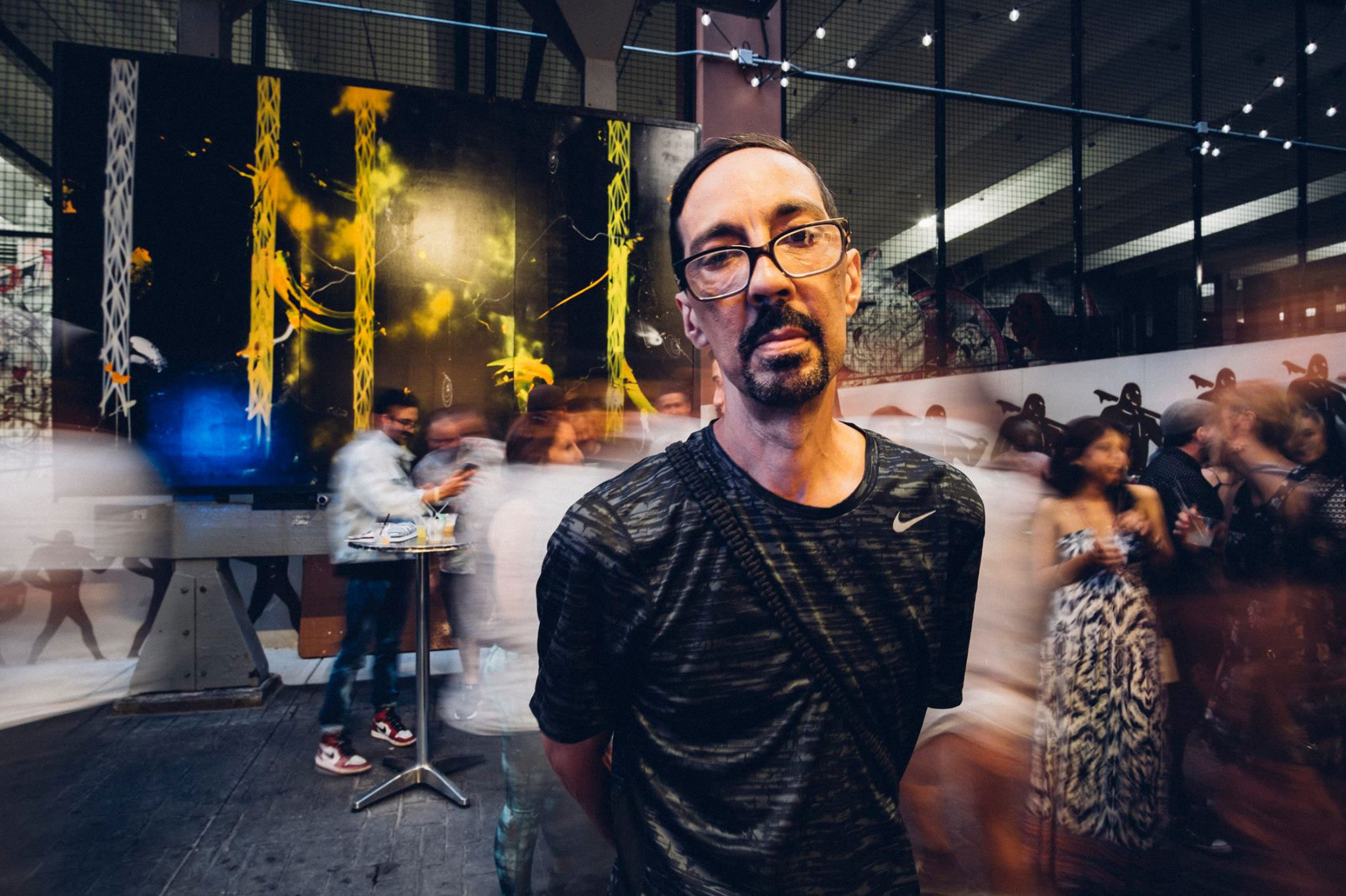 """Check out Futura's """"NEW HORIZONS"""" Exhibition at Detroit's Library Street Collective"""