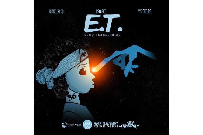 Future & DJ Esco Officially Drop Their 'E.T.: Esco Terrestrial' Project