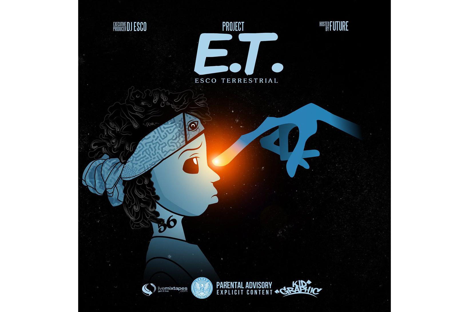 Future & DJ Esco Officially Drop Their 'E.T.: Esco Terrestrial' Project