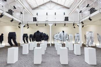 G-Star RAW Collaborates With Aitor Throup to Create Newfangled Denim Capsule