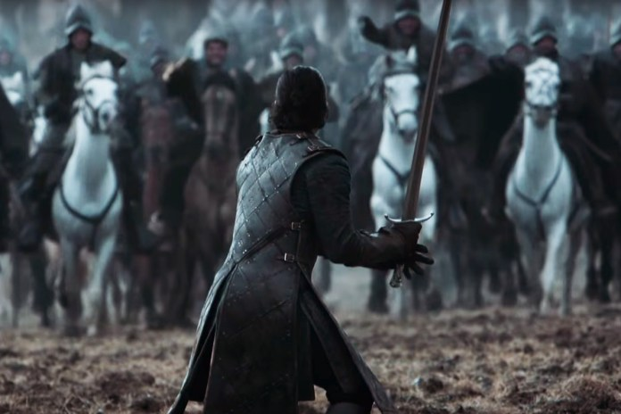 """This Video Breaks Down the Epic """"Battle of the Bastards"""" From 'Game of Thrones'"""