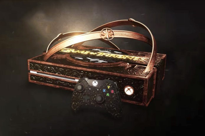 Win 1 of 3 Rare 'Game of Thrones' Xbox One Consoles