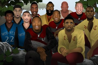 LeBron James, Kyrie Irving & James Harden Feature in 'Game of Zones' Episode 6