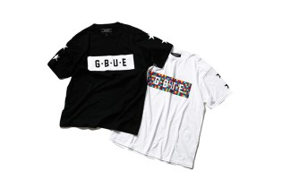 These GB SKINS x uniform experiment x Nano Universe T-Shirts Are a Collaboration Trifecta