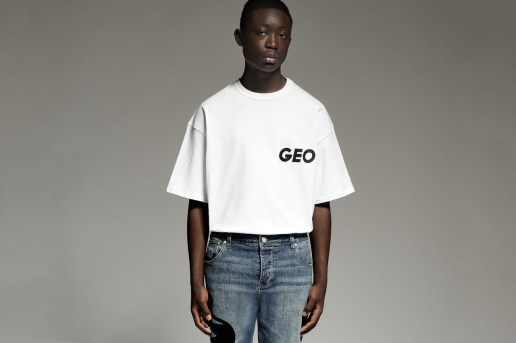 From Digital to Physical: Ex-DONDA Graphic Designer GEO Unveils His Fashion Label