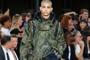 Givenchy 2017 Spring/Summer Collection Gets Creative With Camo