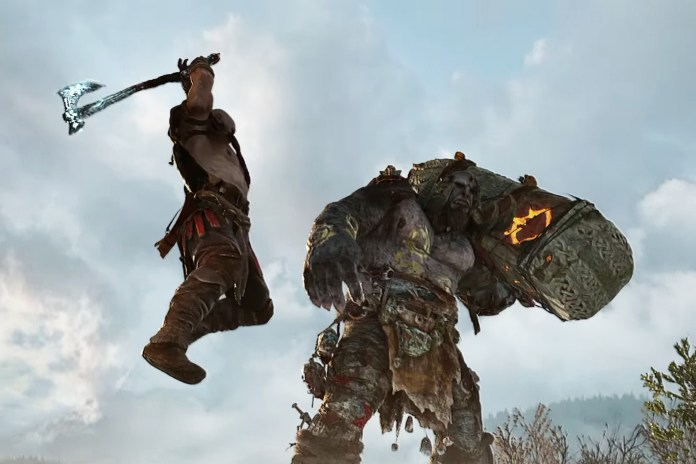 The Latest 'God of War 4' E3 Gameplay Video Has Kratos Vanquishing Gigantic Norse Beasts