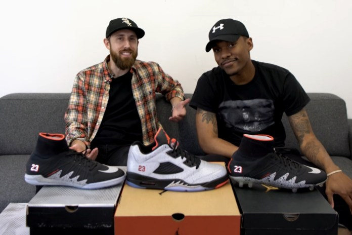 "'Good Cop/Bad Drop' Reviews the AJ12 ""Flu Game,"" the Neymar Jr. x Jordan Collection and More"