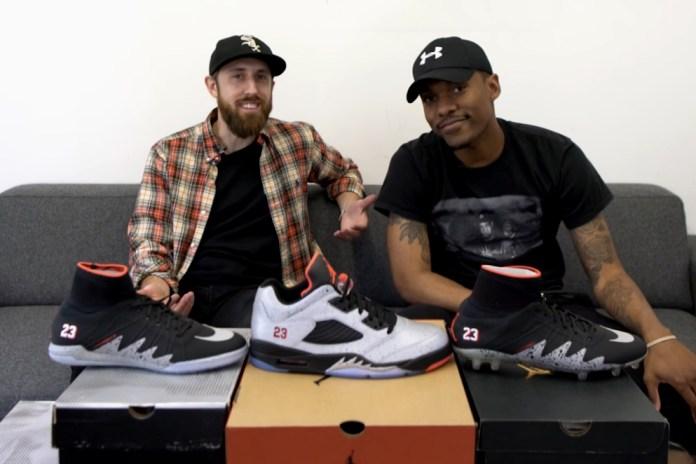 "'Good Cop/Bad Drop' Reviews the AJ12 ""Flu Game,"" the Neymar Jr. x Jordan Collection and More"