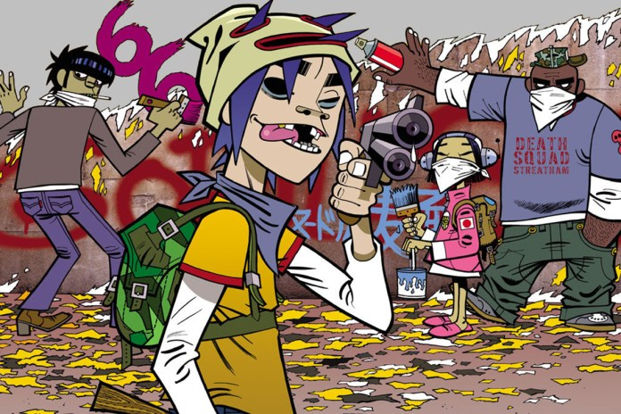 Gorillaz Updates Its Classic Music Videos in HD