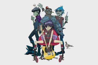 A New Gorillaz Album Will Drop in 2017