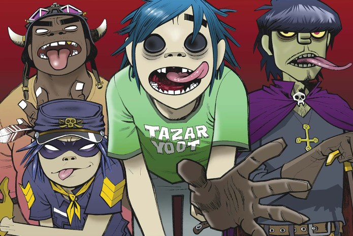 How Gorillaz Transcended Music Genres Like No Other