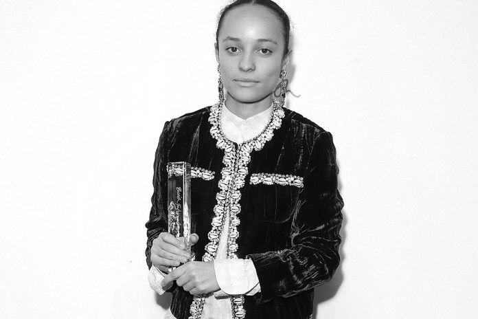 Grace Wales Bonner Is the First Menswear Designer to Win the LVMH Prize