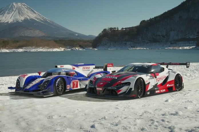 Enter the Future of Motorsports With the Second Trailer for 'Gran Turismo Sport'