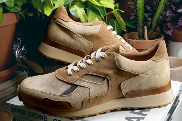 GREATS and Magasin Collaborate on an All-Tan Pronto