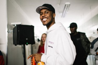 London to Los Angeles: Grime Don Novelist Decodes His Collection for JOYRICH